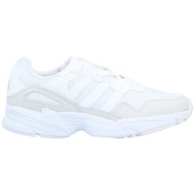 《期間限定セール開催中!》ADIDAS ORIGINALS メンズ スニーカー&テニスシューズ(ローカット) ホワイト 7 紡績繊維