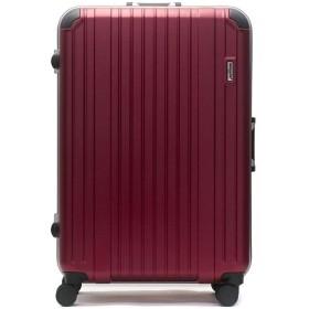 ギャレリア バーマス BERMAS HERITAGE ヘリテージ スーツケース 88L 7~10泊 60494 ユニセックス ワイン F 【GALLERIA】