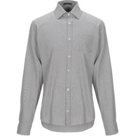 《セール開催中》SIVIGLIA メンズ シャツ グリーン M コットン 100%