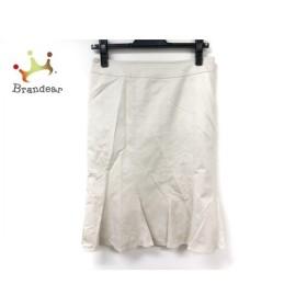 マテリア MATERIA スカート サイズ36 S レディース ベージュ 新着 20190808