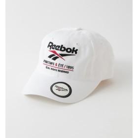【ラブレス/LOVELESS】 【Reebok】MEN LFベクターロゴキャップ DU7520