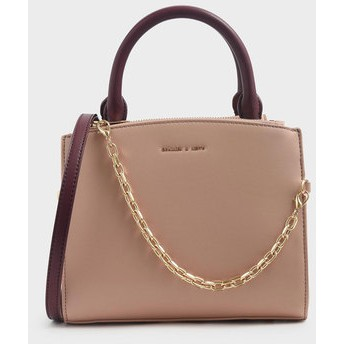 チェーンリンク クラシックハンドバッグ / Chain Link Classic Handbag (Multi)