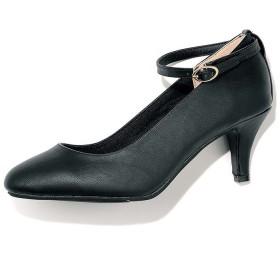 GeeRA 3WAYストラップ付パンプス ブラック レディース 5,000円(税抜)以上購入で送料無料 パンプス 夏 レディースファッション アパレル 通販 大きいサイズ コーデ 安い おしゃれ お洒落 20代 30代 40代 50代 女性 靴 シューズ