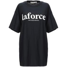 《セール開催中》NINEMINUTES レディース T シャツ ブラック one size コットン 100%