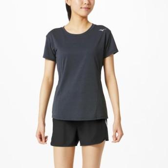 MIZUNO SHOP [ミズノ公式オンラインショップ] Tシャツ[レディース] 09 ブラック 32MA9813