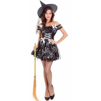 ハロウィン 魔女 コスチューム コスプレ衣装