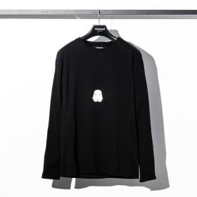 [マルイ]【セール】1PIU1UGUALE3 RELAX STAR WARSデザインプリントロングスリーブTシャツ/ウノピュウウノウグァーレトレ リラックス(1PIU1UGUALE3 RELAX)