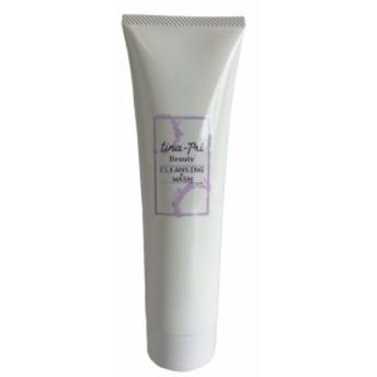 ティナプリビューティ 基礎化粧品シリーズ クレンジング&ウォッシュ(洗顔) 150g