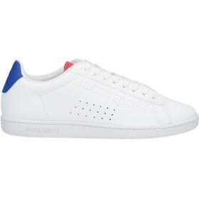 《セール開催中》LE COQ SPORTIF メンズ スニーカー&テニスシューズ(ローカット) ホワイト 42 紡績繊維