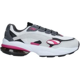 《期間限定セール開催中!》PUMA メンズ スニーカー&テニスシューズ(ローカット) ライトグレー 6.5 紡績繊維