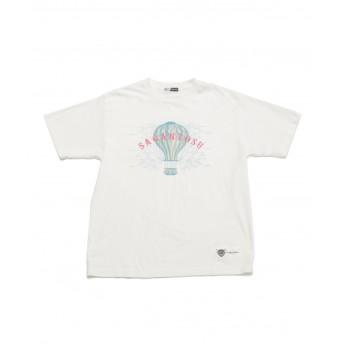 (niko and./ニコアンド)【サガン鳥栖】 JリーグデザインコラボTシャツ/ [.st](ドットエスティ)公式