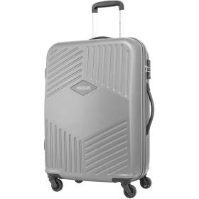 [アメリカンツーリスター] スーツケース トリリオン スピナー68 メーカー保証付 68cm 3.8kg (シルバー)