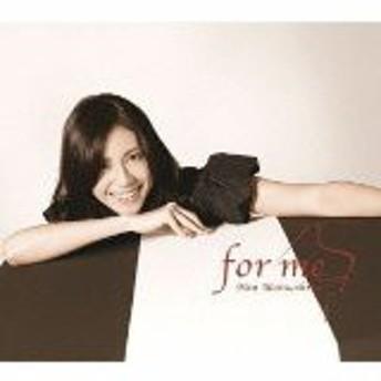 【中古】for me(初回生産限定盤)(DVD付) [CD+DVD] 松下奈緒 [管理:522377]