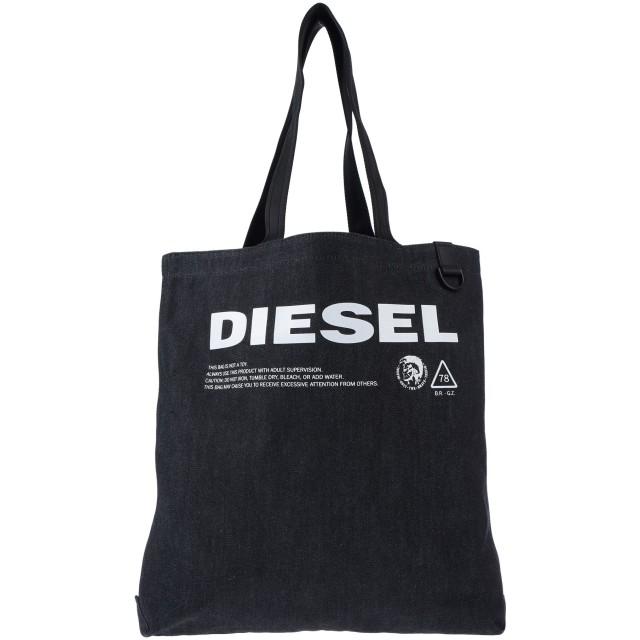 《セール開催中》DIESEL レディース ハンドバッグ ブルー 指定外繊維