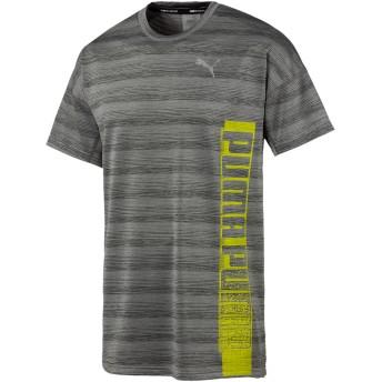 【プーマ公式通販】 プーマ LAST LAP ヘザー SS ランニング Tシャツ 半袖 メンズ Medium Gray Heather |PUMA.com