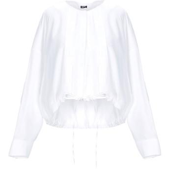 《セール開催中》JIL SANDER NAVY レディース シャツ ホワイト 34 コットン 100%