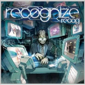 【中古】recognize / recog ジャケットイラストレーター:DemizuPosuka / recog (管理:535