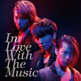 【中古】In Love With The Music 初回盤B (DVD付)/w-inds. (管理:533182)