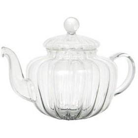 DULTON 耐熱ガラスティーポット「パンプキン」○45S415168 食器