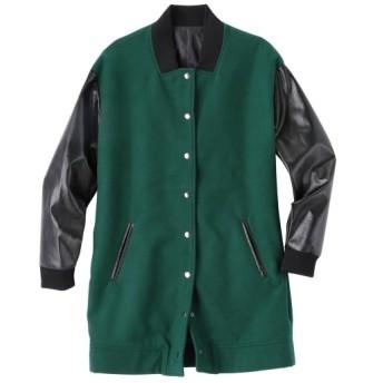 ローズファンファン ロングスタジャン (大きいサイズレディース)コート,plus size