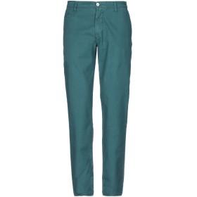 《期間限定 セール開催中》LIU JO MAN メンズ パンツ エメラルドグリーン 40 コットン 98% / ポリウレタン 2%