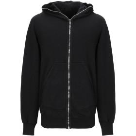 《期間限定セール開催中!》DRKSHDW by RICK OWENS メンズ スウェットシャツ ブラック XS コットン 100%