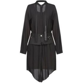 《期間限定 セール開催中》DIESEL レディース ミニワンピース&ドレス ブラック XS レーヨン 100%