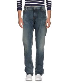 《期間限定 セール開催中》EMPORIO ARMANI メンズ ジーンズ ブルー 32 コットン 99% / ポリウレタン 1%