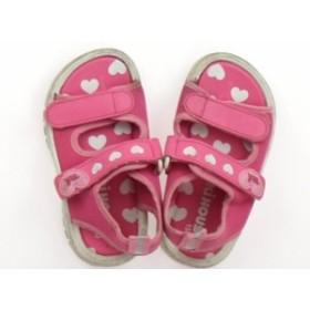 【ミキハウス/mikiHOUSE】サンダル 靴15cm~ 女の子【USED子供服・ベビー服】(444250)