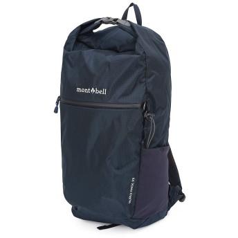 (モンベル) mont-bell ルルイパック 登山バッグ tracking backpack RURUI PACK 23L (ダーク·ネイビー) [並行輸入品]