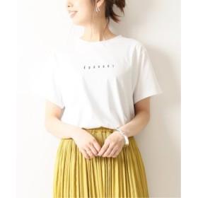 (Spick & Span/スピック&スパン)Epanoui T-Shirt◆/レディース ホワイト