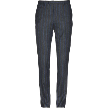 《期間限定セール開催中!》BRIAN DALES メンズ パンツ ブラック 50 合成繊維 63% / ウール 33% / ポリウレタン 4%