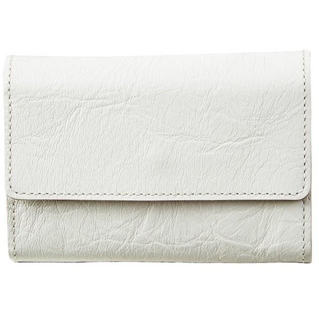 カバンのセレクション ツールズ ホースピットT カードケース 名刺入れ 本革 メンズ レディース TOOLS sot719h ユニセックス ホワイト フリー 【Bag & Luggage SELECTION】
