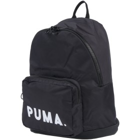 《期間限定セール開催中!》PUMA Unisex バックパック&ヒップバッグ ブラック ナイロン 60% / ポリエステル 30% / ポリウレタン 10%
