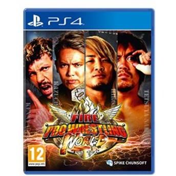 (中古)(PS4) Fire Pro Wrestling World (輸入版) (管理番号:406024)