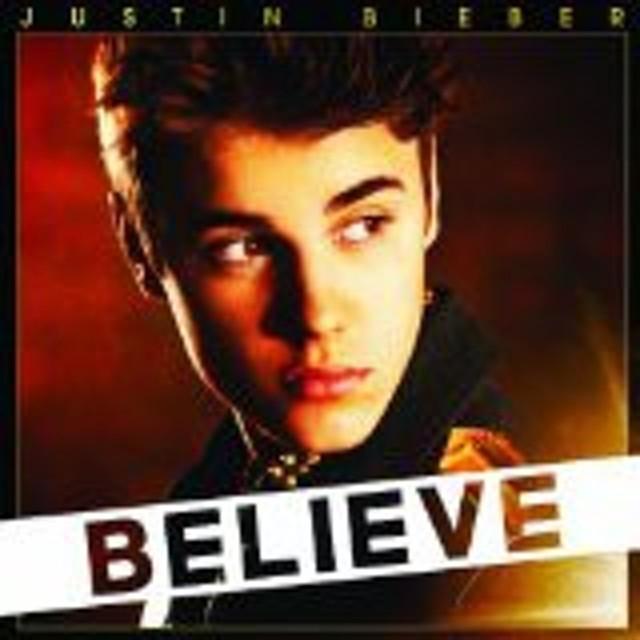 (中古)(CD)ビリーヴ~デラックス・エディション(DVD付) [CD+DVD]  ジャスティン・ビーバー; ニッキー・ミナージュ; リ(管理番号:519420)