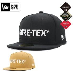 ニューエラ アウトドア ゴアテックス キャップ 帽子 59FIFTY LOGO NEW ERA GORE-TEX メンズ