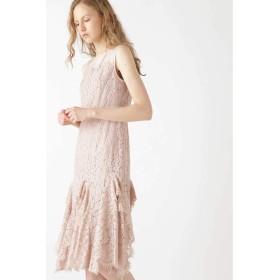 JILLSTUART ◆《Endy ROBE》マリエコードレースドレス ピンク 2