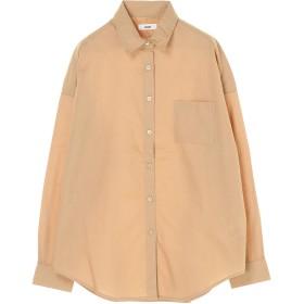 【6,000円(税込)以上のお買物で全国送料無料。】ベーシックリラックスシャツ