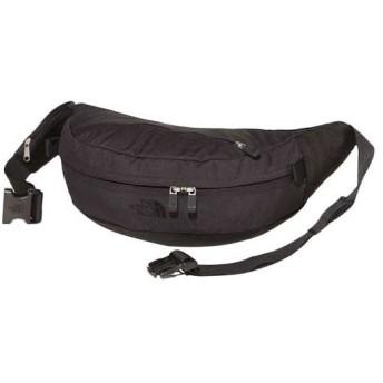 ノースフェイス(THE NORTH FACE) ウエストバッグ スウィープ Sweep ブラックヘザー NM71904 BH ウエストポーチ バッグ かばん 鞄 アウトドア カジュアル