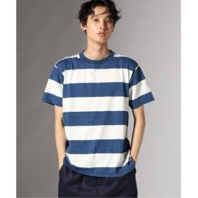 JOURNAL STANDARD VARIOUS インディゴ Tシャツ ネイビー B S