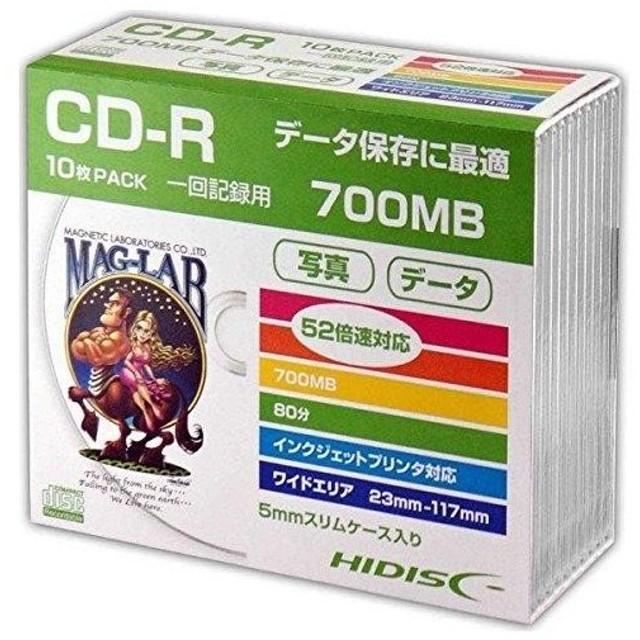 磁気研究所 HDCR80GP10SC
