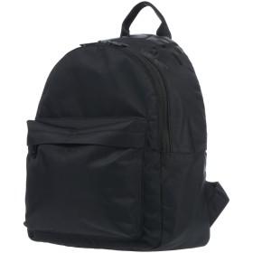 《期間限定セール開催中!》DIESEL レディース バックパック&ヒップバッグ ブラック 紡績繊維