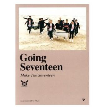 【輸入盤】Going Seventeen(Make The Seventeen)/SEVENTEEN(Korea)