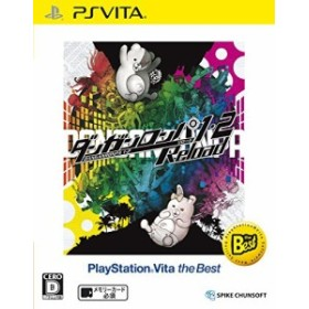 【中古】(VITA)ダンガンロンパ1・2 Reload PlayStation (R) Vita the Best (管理:421