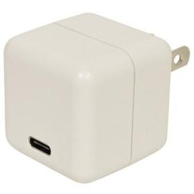 ラスタバナナ RACC2A01WH AC充電器 Type-Cポート 2.4A ホワイト