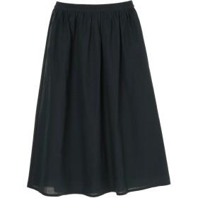 【5,000円以上お買物で送料無料】・フレアロングスカート