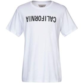 《期間限定 セール開催中》MACCHIA J メンズ T シャツ ホワイト XL コットン 100%