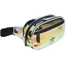 [アディダス オリジナルス] メンズ イリディセント ウェイスト パック Iridescent Waist Pack Radiant Metallic [並行輸入品]