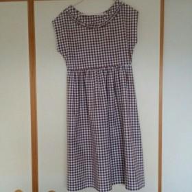 2000円 コットン製のサマードレス